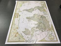 3D Detailed World Map 4 Wall Paper wall Print Decal Wall Deco Wall Indoor Murals