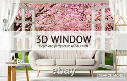 3D Retro City B345 World Map Wallpaper Wall Mural Removable Self-adhesive Amy