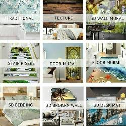 3D World Map 001NAO44 Business Wallpaper Wall Mural Self-adhesive Commerce Amy