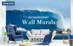 3D World Map Retro 45 Wall Paper Exclusive MXY Wallpaper Mural Decal Indoor wall